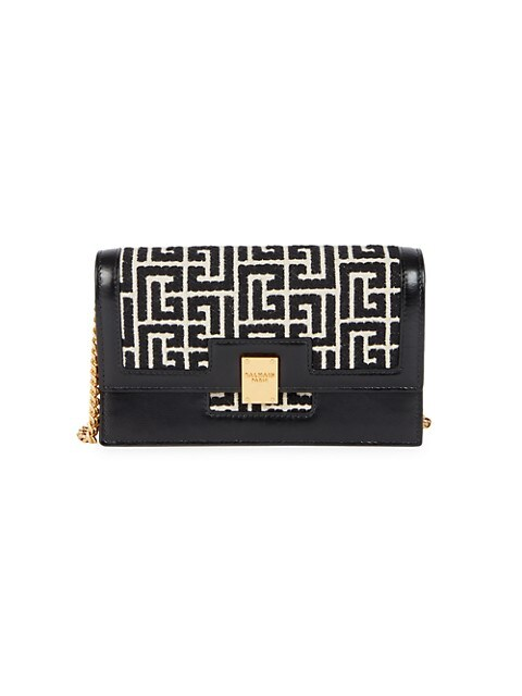 Mini 1945 Monogram Jacquard Shoulder Bag