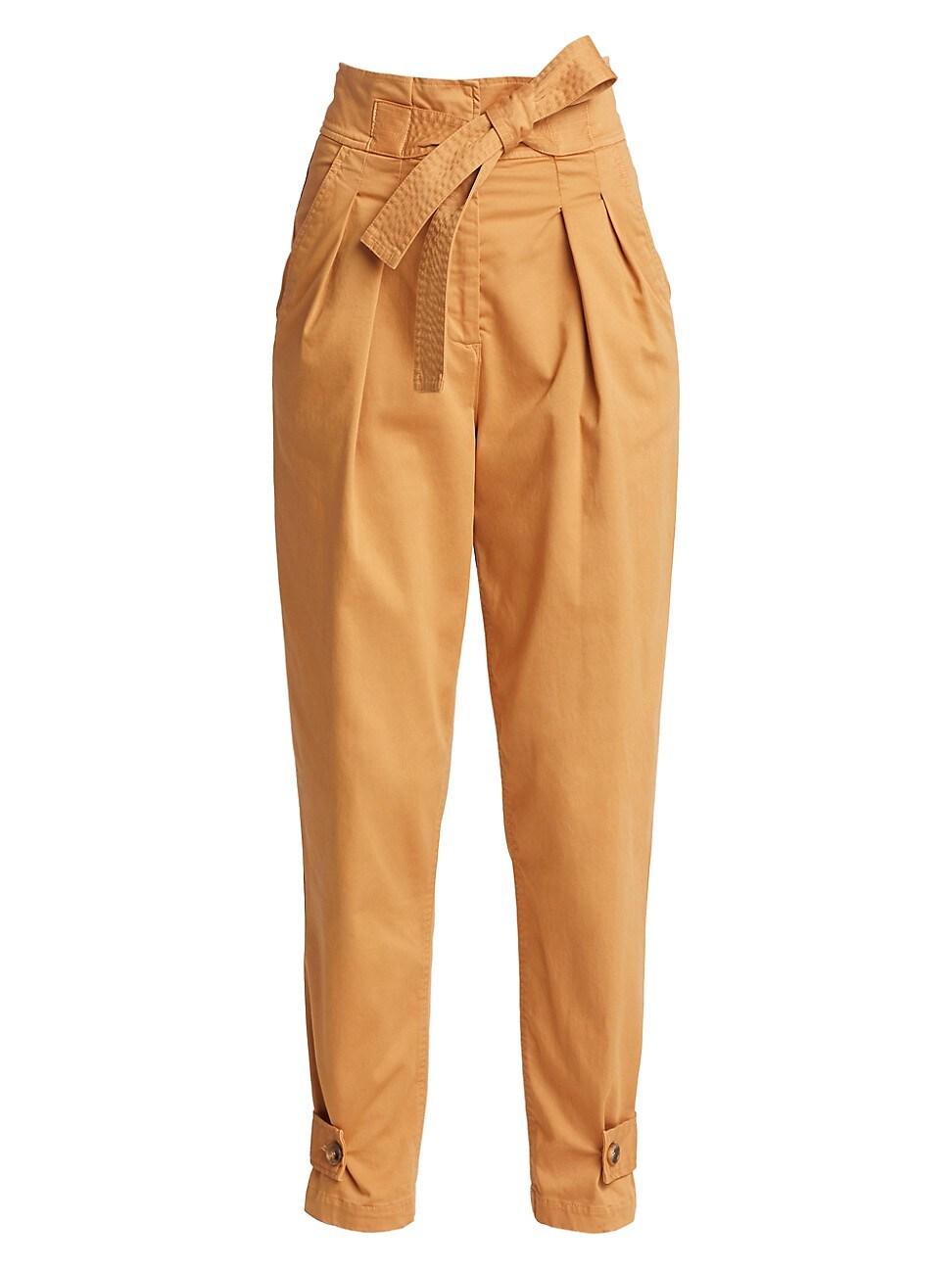 A.l.c WOMEN'S KAREY HIGH-RISE PANTS