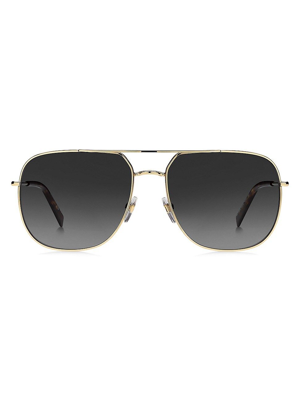 Givenchy MEN'S 59MM NAVIGATOR SUNGLASSES
