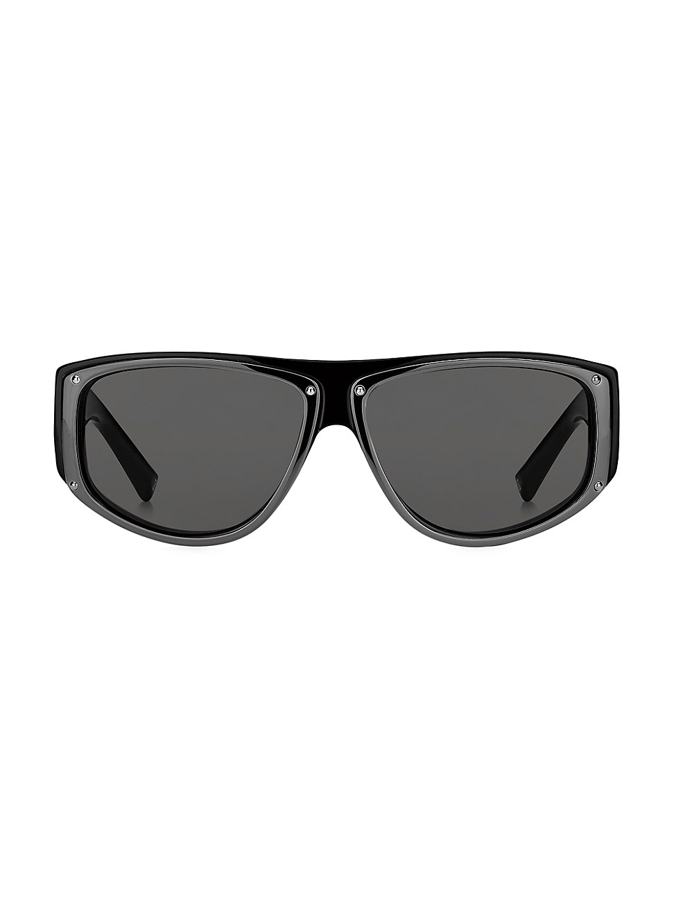 Givenchy MEN'S 60MM OVAL SUNGLASSES