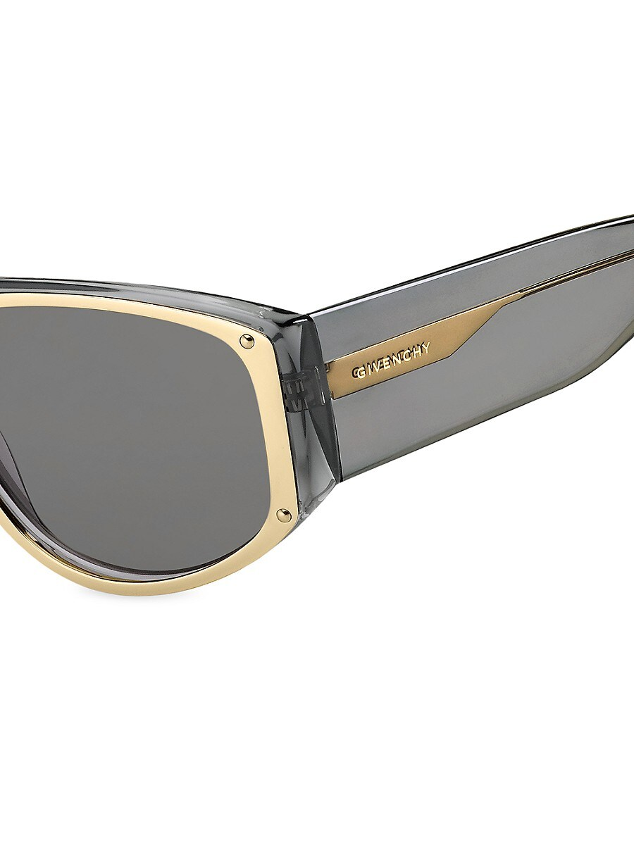 GIVENCHY Sunglasses MEN'S 60MM OVAL SUNGLASSES