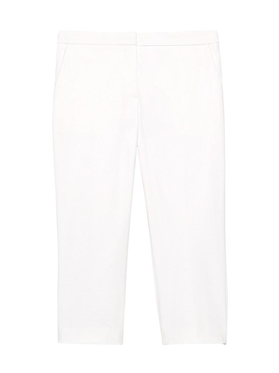 Theory Pants WOMEN'S EASY CAPRI PANTS