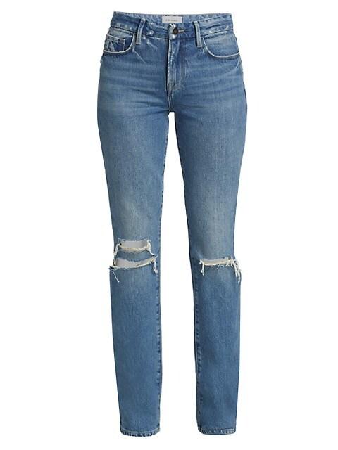 Le Mini Boot-Cut Jeans