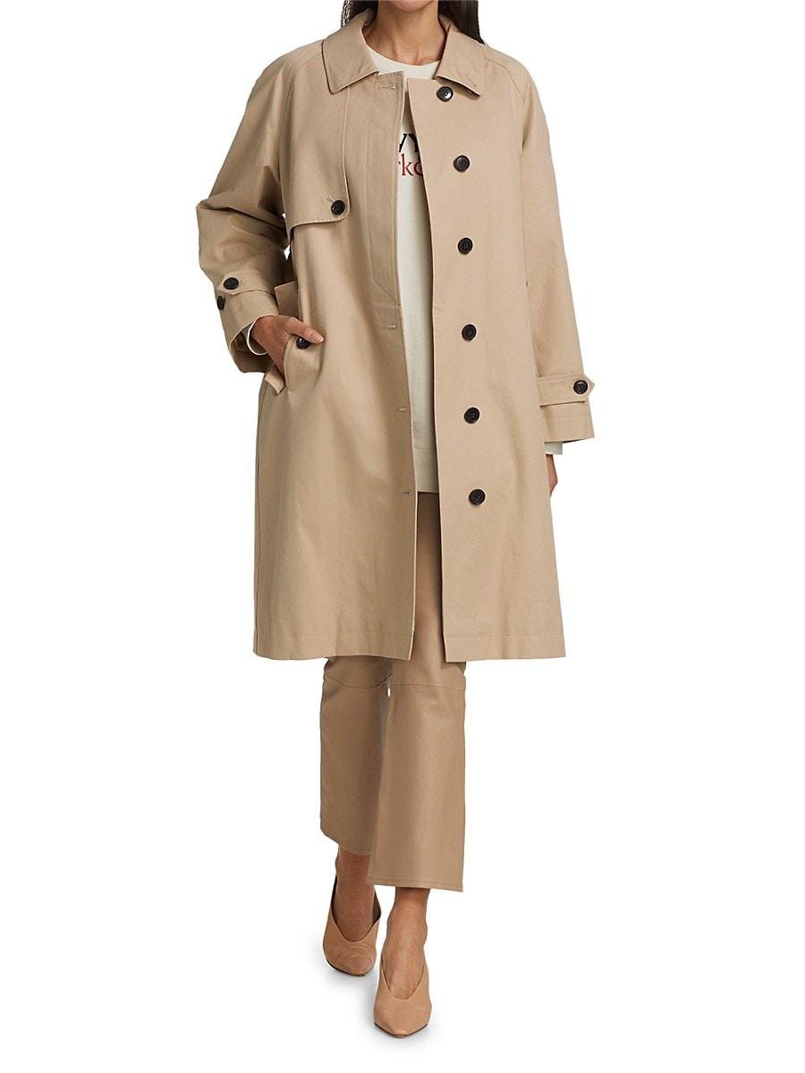 FRAME Denims WOMEN'S MAC TRENCH COAT