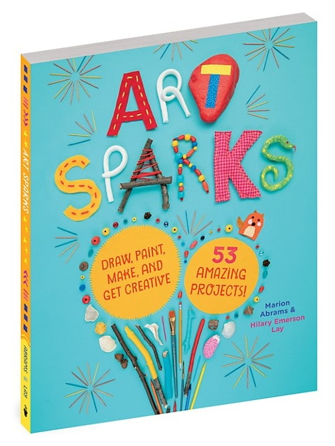 Art Sparks Projects Book