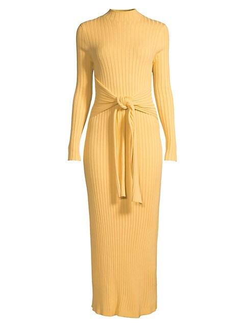 Ariana Knit Midi Dress