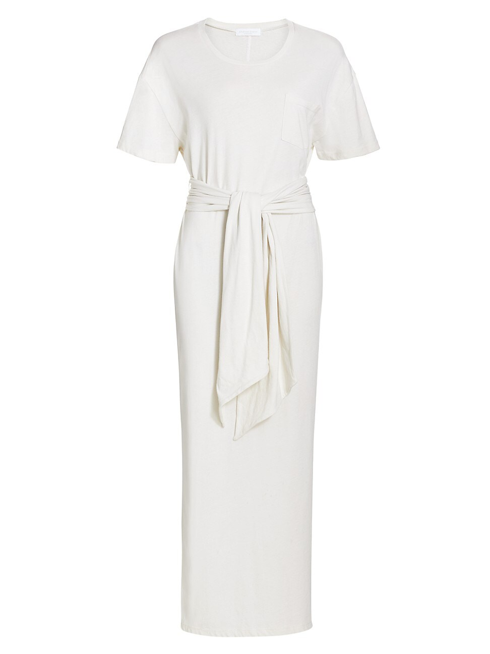 Jonathan Simkhai Standard WOMEN'S SARA COTTON JERSEY T-SHIRT DRESS