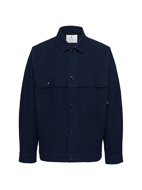 Off-The-Grid Stag Shirt Jacket