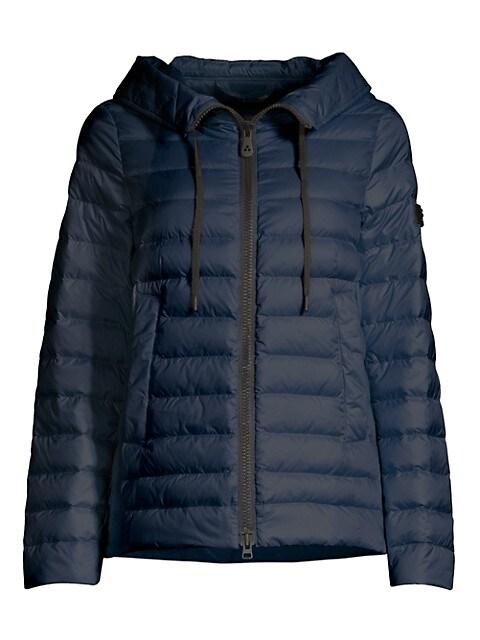 Calvus Hooded Down Puffer Jacket