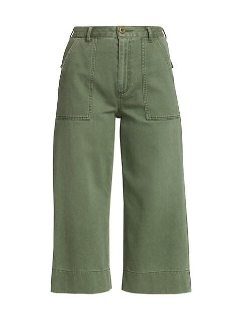 Rhoda Cropped Pants