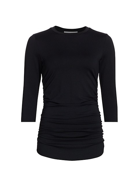 Side Ruched T-Shirt