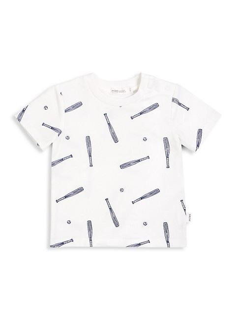 Baby Boy's Miles Playwear Softball T-Shirt