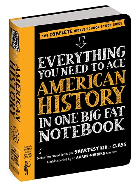 Middle School Big Fat Notebooks: American History
