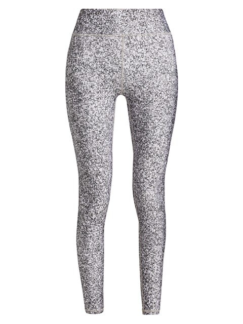 Glitter High-Shine Leggings
