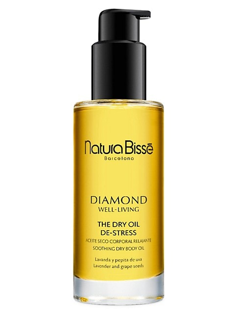 Diamond Well-Living The Dry Oil De-Stress