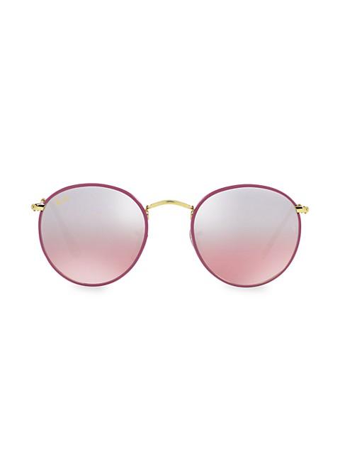 RB3447JM Legend 50MM Round Sunglasses