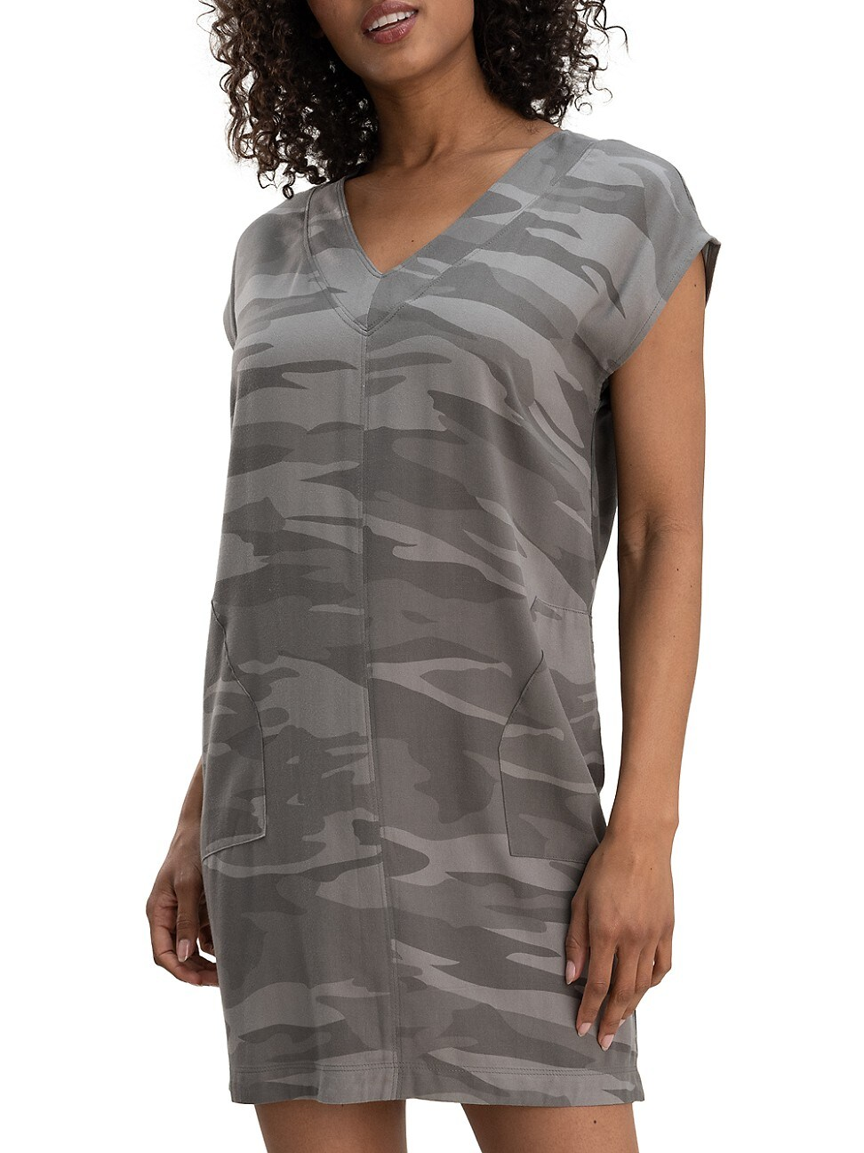 Splendid WOMEN'S EVIAN CAMO T-SHIRT