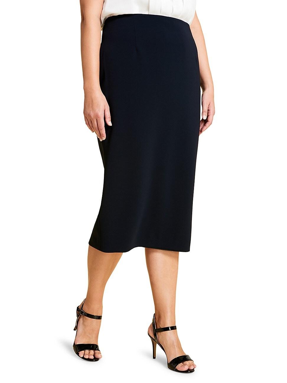 Marina Rinaldi Skirts WOMEN'S PENCIL SKIRT