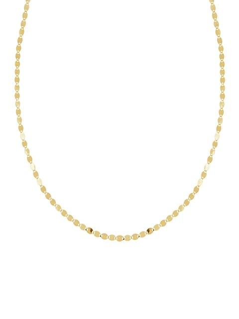 Lana jewelry Nude Duo 14k White Gold Multi-strand Necklace