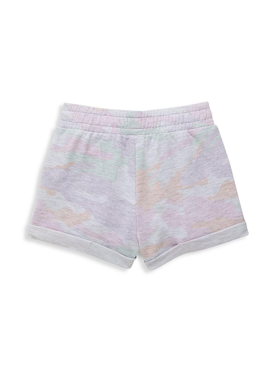 SPLENDID Shorts GIRL'S CAMO SHORTS