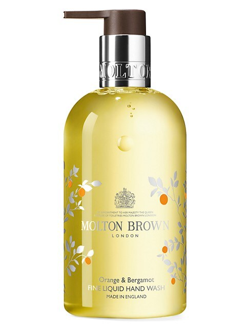 Limited Edition Orange & Bergamot Fine Liquid Hand Wash