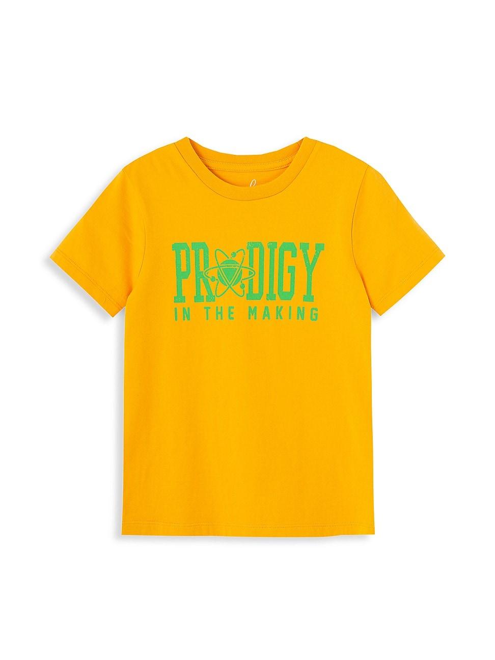 Peek Cottons LITTLE BOY'S & BOY'S PRODIGY T-SHIRT