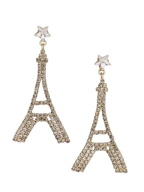 Voyage Crystal Earrings