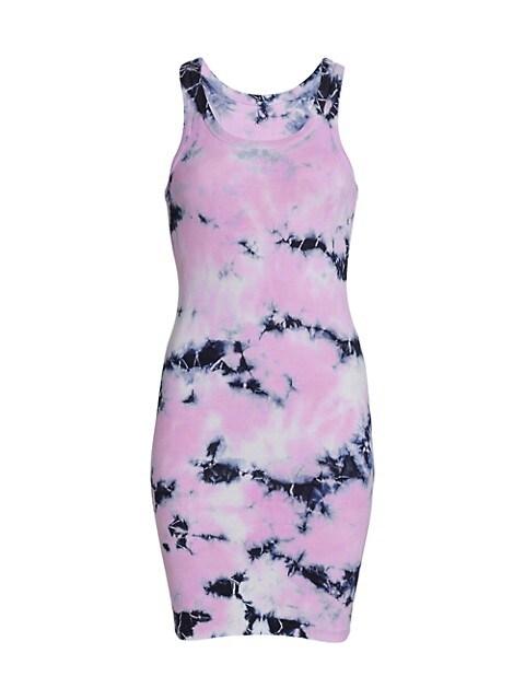 Layla Tie-Dye Tank Dress