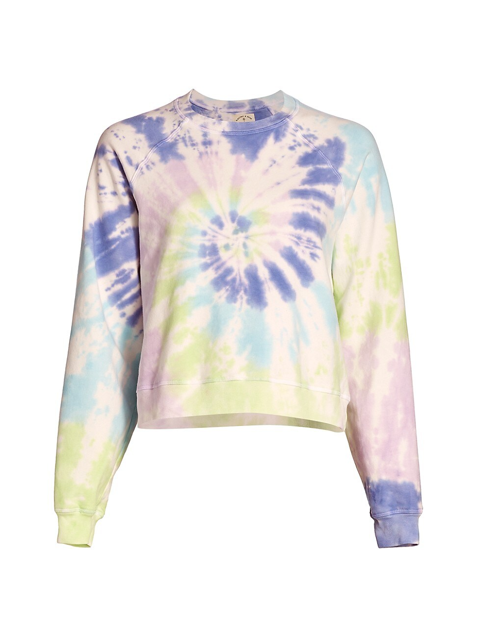 Electric & Rose WOMEN'S RONAN TIE-DYE PULLOVER SWEATER