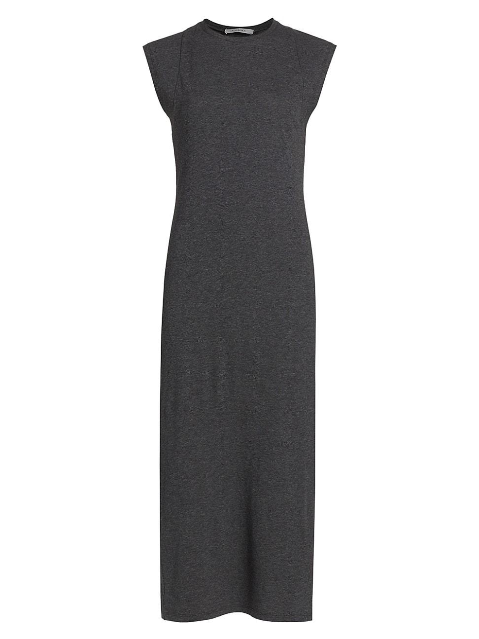 Frame Cottons WOMEN'S LE MUSCLE MAXI DRESS