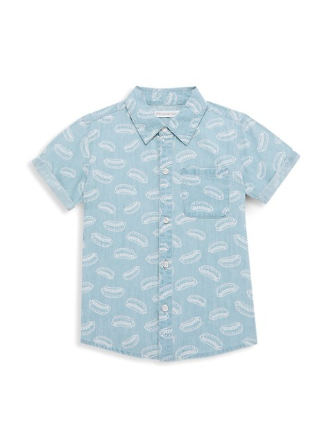 Little Boy's & Boy's Playa Shirt