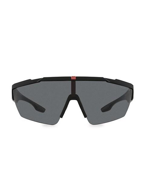 44MM Irregular Sunglasses