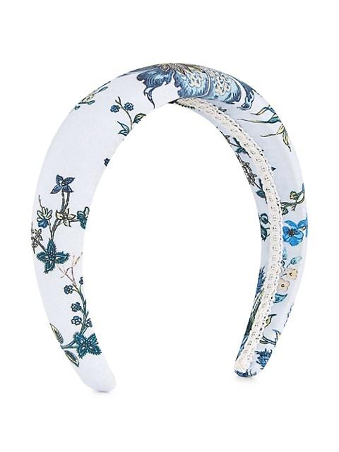 Floral Padded Headband
