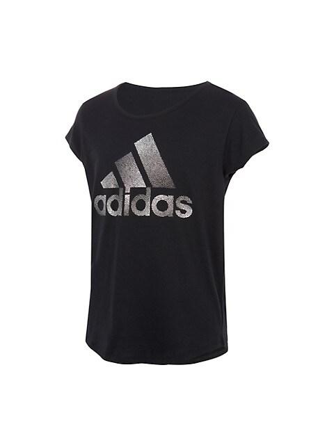 Girl's Scoopneck T-Shirt