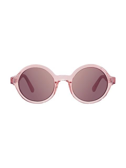 50MM Round Sunglasses