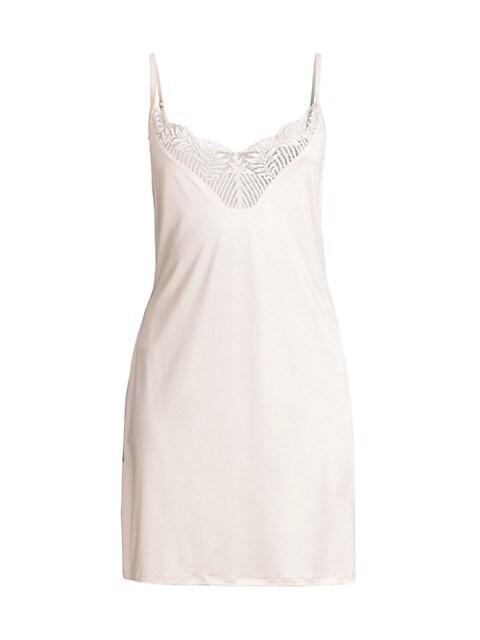 Irini Lace Insert Dress