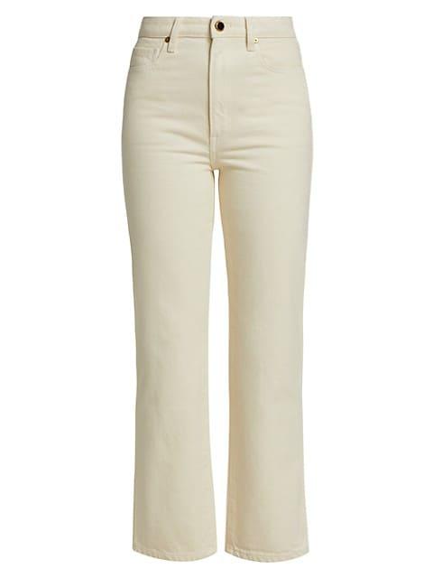 Abigail Straight Jeans