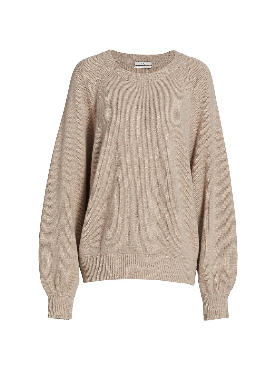 Co WOMEN'S OVERSIZED CASHMERE SWEATER