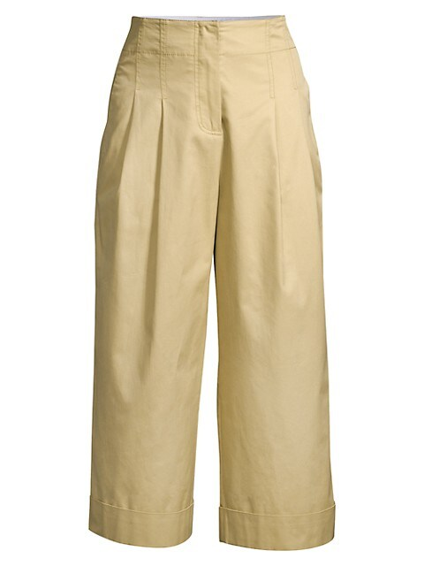 Compact Twill Pants