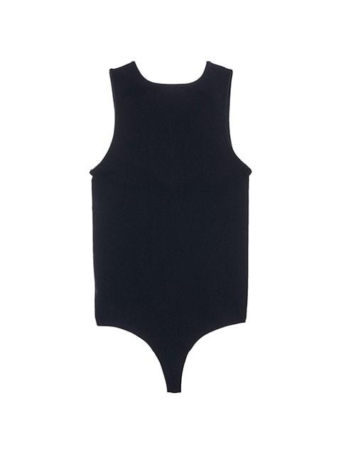 Seamless Jersey Bodysuit