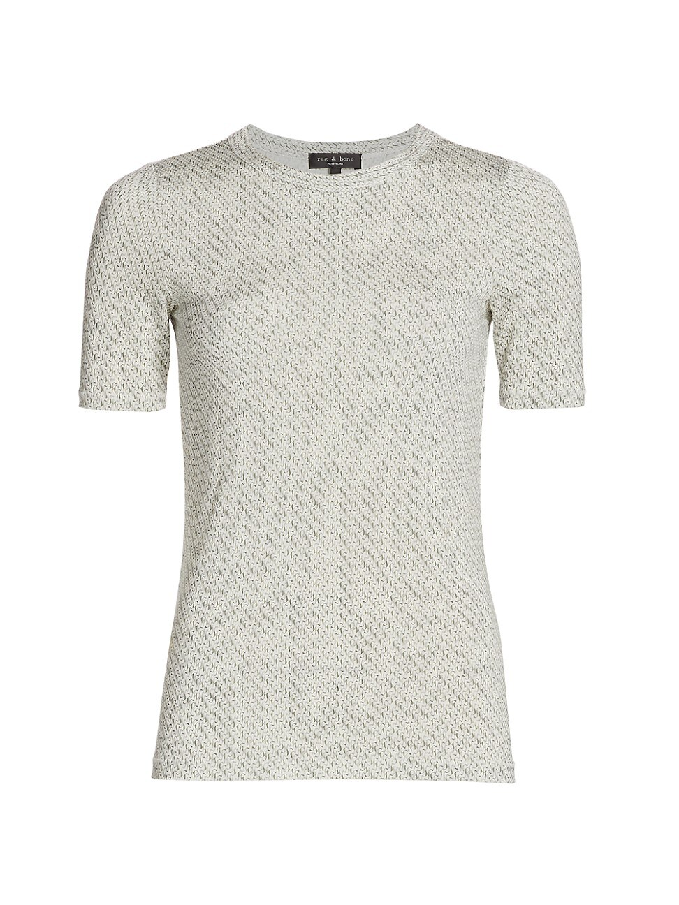 Rag & Bone WOMEN'S SABEEN SLIM-FIT T-SHIRT