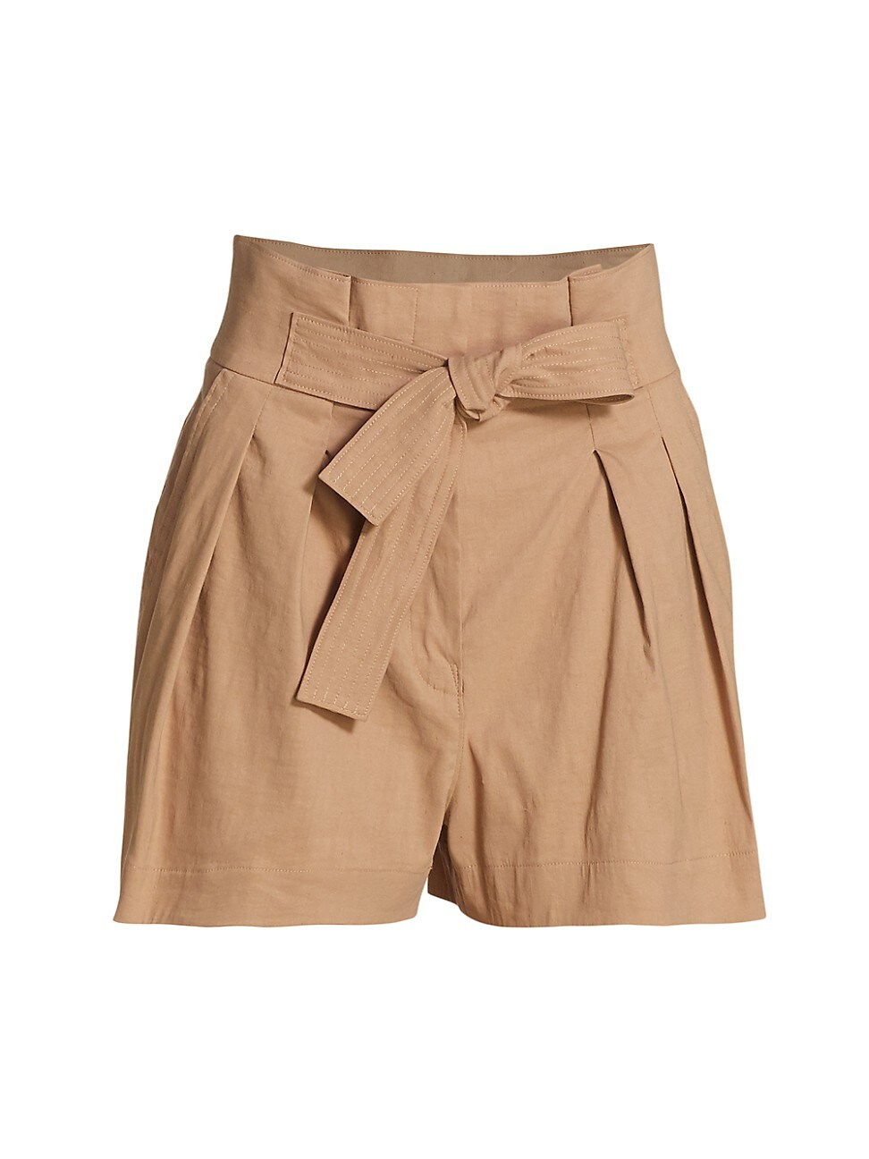 A.l.c Women's Joelle Paperbag Shorts In Dulce