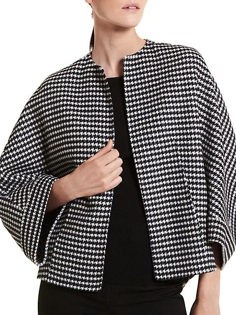 Dolman Cookie Virgin Wool Jacket