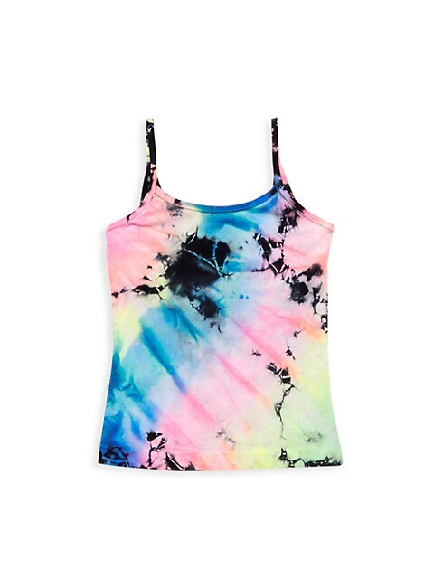 Girl's Low-Back Tank Top