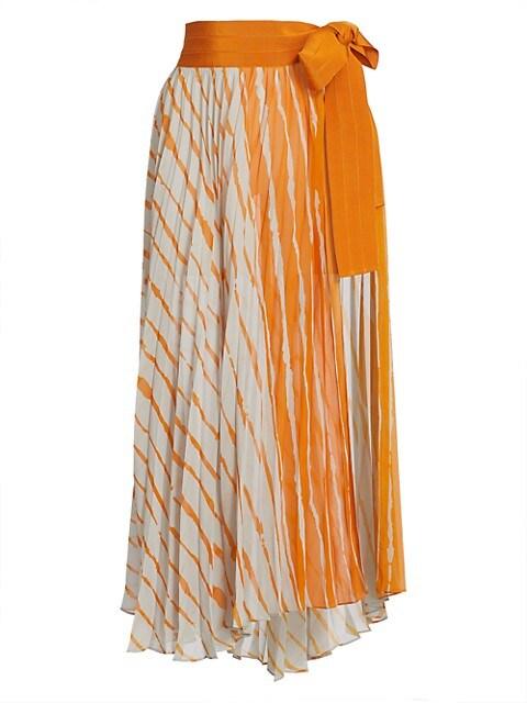 Blanche Pareo Skirt