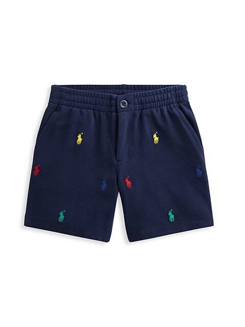 Little Boy's & Boy's Prepster Shorts