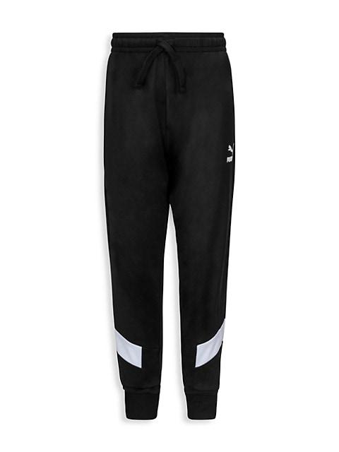 Boy's Tricot Jogger Pants