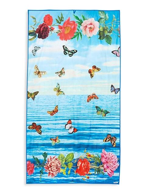 Costa Azul Beach Towel