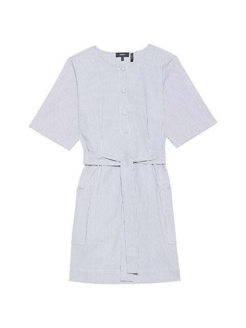 Rail Cotton Shift Dress