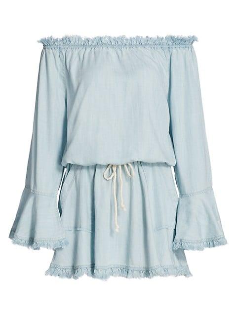 Exclusive Esie Mini Dress